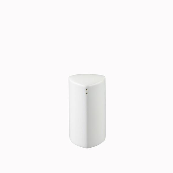 Salt Shaker, 4 x 3 x 4 inch | Thomas Vario White
