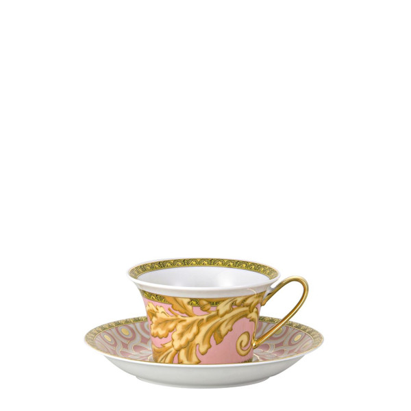 Tea Cup & Saucer, 6 1/3 inch, 7 ounce | Byzantine Dreams