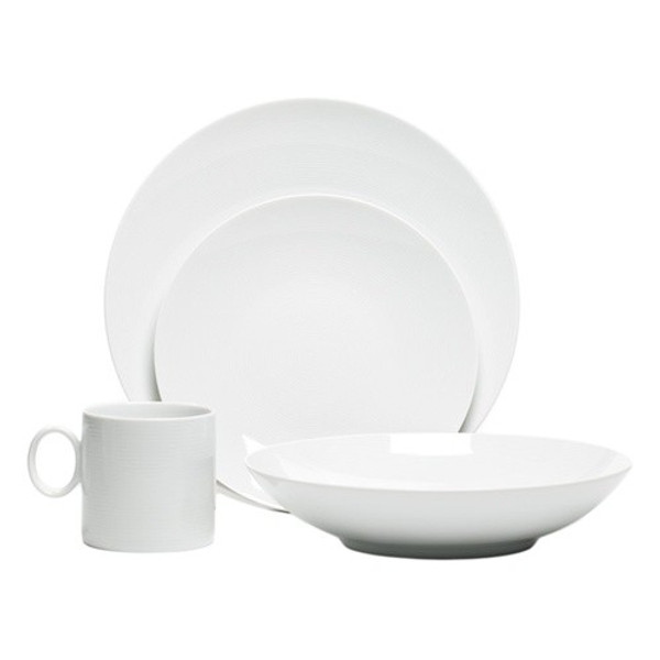 write a review for Loft White 16pc. Set | Thomas Loft White