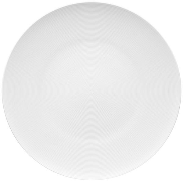 Service Plate, 13 inch | Loft White
