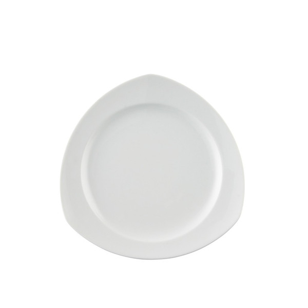 Salad Plate, 8 1/2 inch | Thomas Vario White