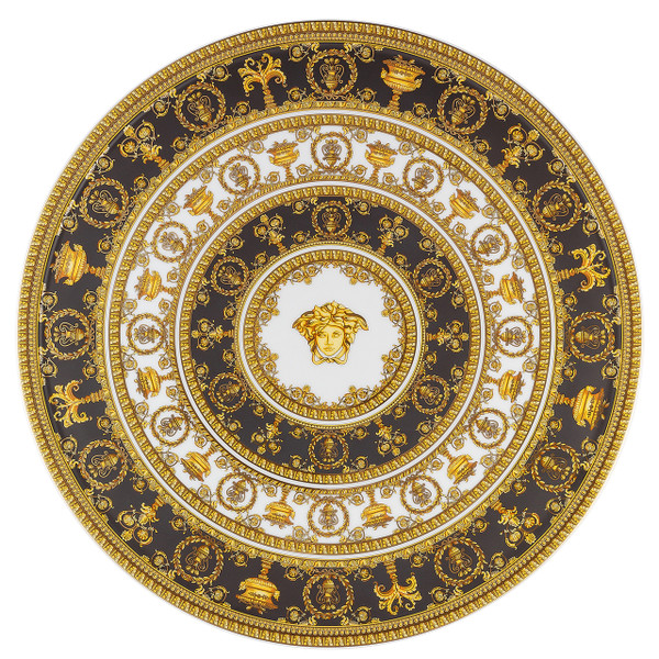 Footed Cake Plate, 13 inch | I Love Baroque