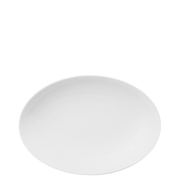 Platter, 10 1/2 inch | Loft White