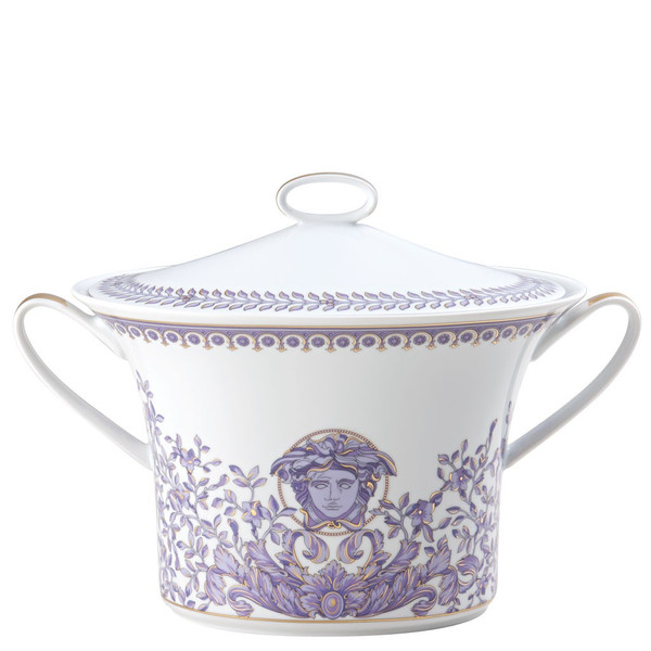 Soup Tureen, 77 ounce | Versace Le Grand Divertissement