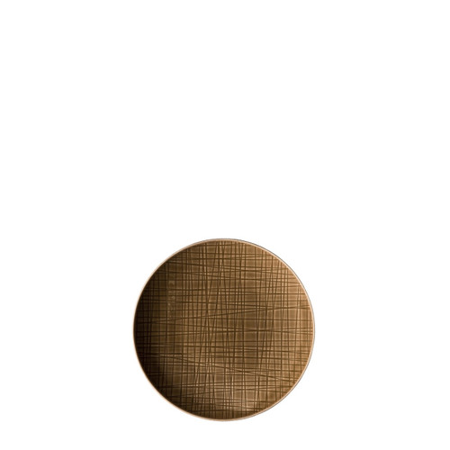 Bread & Butter Plate, 6 2/3 inch | Mesh Walnut