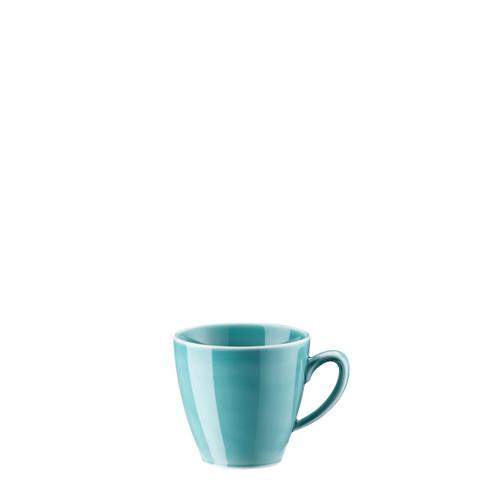 Combi Cup tall, 6 ounce | Mesh Aqua