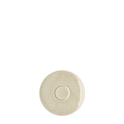 Combi Saucer, 6 1/4 inch | Mesh Cream