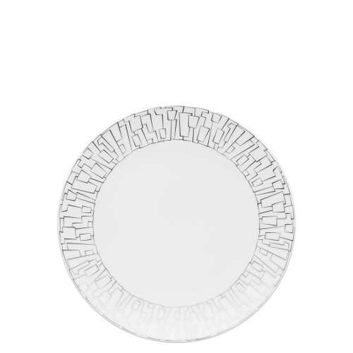 Salad Plate, 8 1/2 inch | TAC 02 Skin Platinum