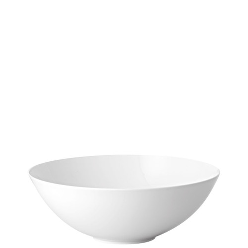 Vegetable Bowl, Open, 10 1/4 inch, 98 ounce | TAC 02 White