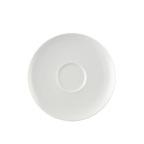 Combi Saucer, 6 1/3 inch | TAC 02 White