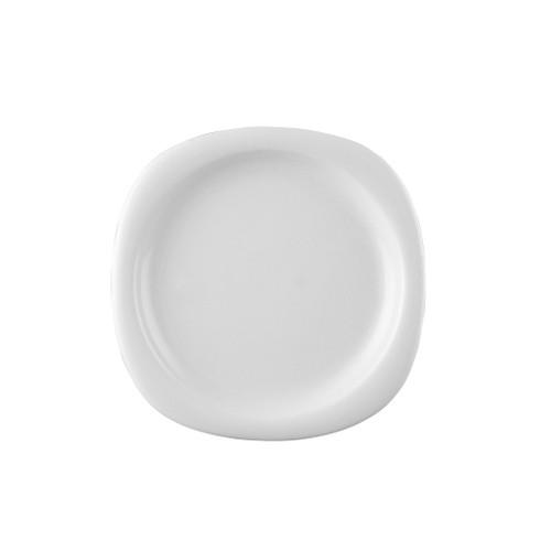 Salad Plate, 8 inch | Suomi White