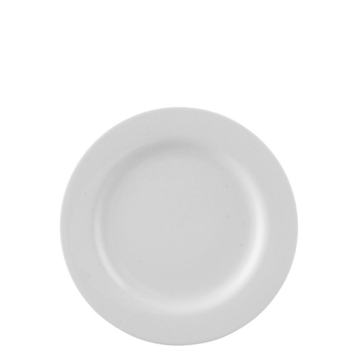 Salad Plate, 8 1/2 inch | Moon White