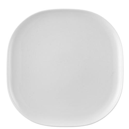 Platter, 12 1/4 inch | Moon White