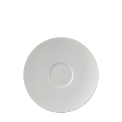 Coffee Saucer, 6 1/3 inch | Vario White