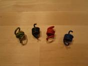 Stinger Clutch Spring (Blue, Orange, Black, Yellow)(Sold Individually)