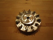 **NEW** 6696 ARC Predator HEMI Flywheel (Speedway Low Air Drag Design!)