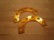 #219 Gold Sprockets (65-75 Tooth)