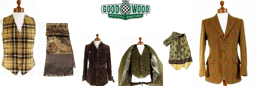 Goodwood Revival outfits