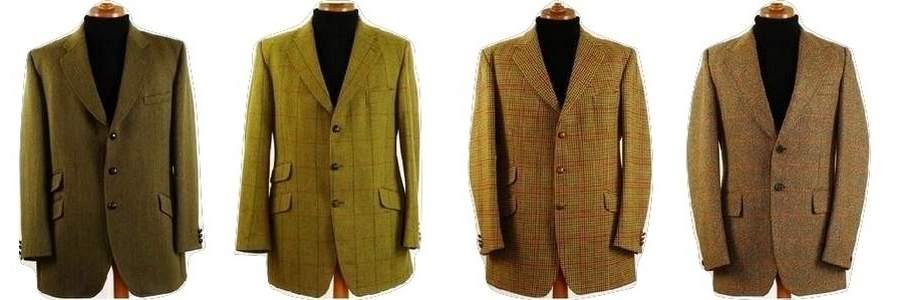 Mens tweed jacket