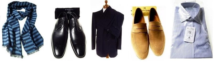Second hand designer clothes mens