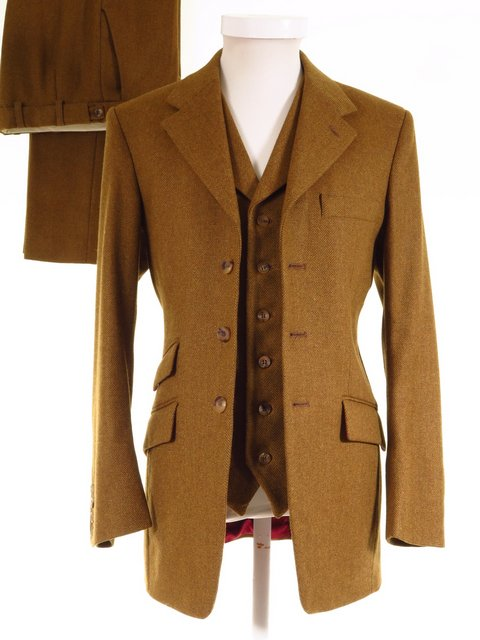 Bookster Tweed Suit