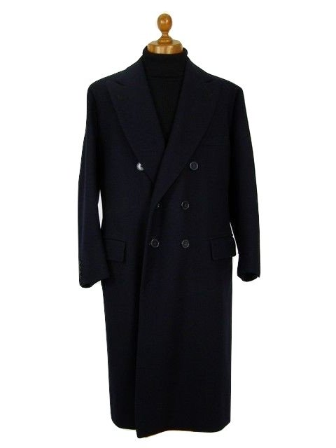 Anderson and Sheppard Overcoat