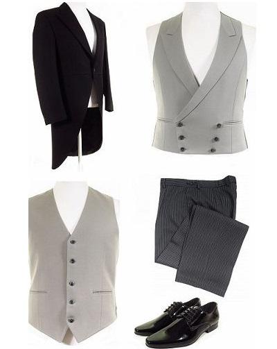 Black Morning Suit