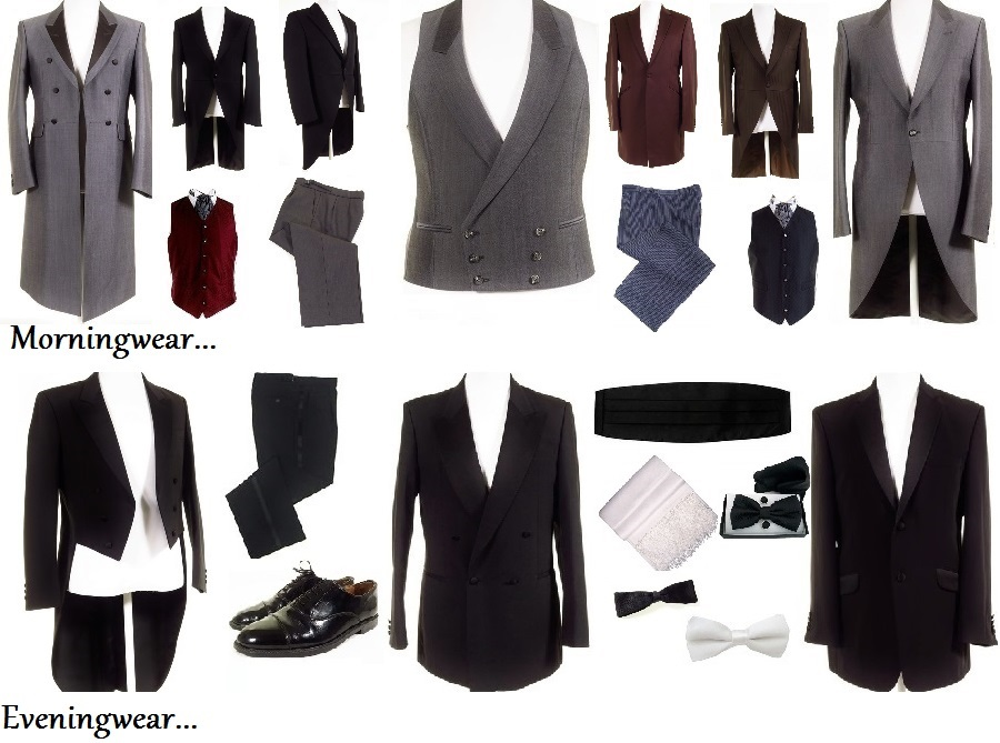 Ex-Hire Formal Wear for Sale