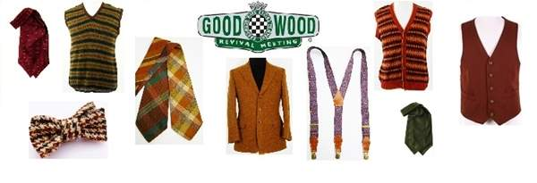 Mens Goodwood Revival Outfit