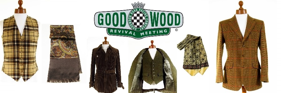 Goodwoo Revival Outfits for Men