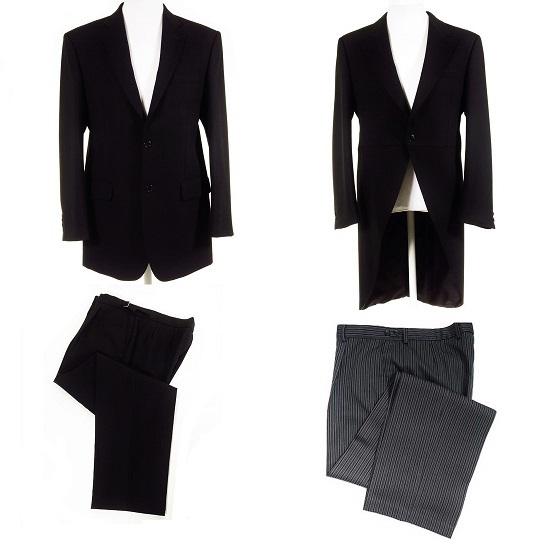 Masonic Morning Suits