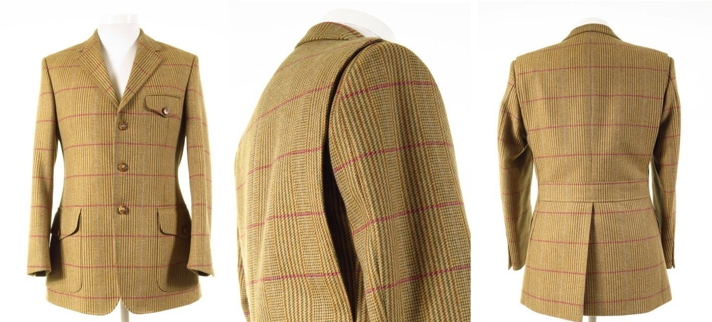 Norfolk Tweed Jacket