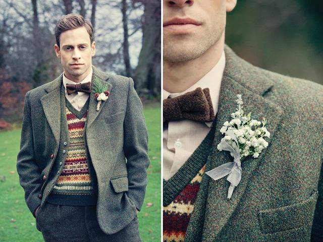 Vintage Clothing Men