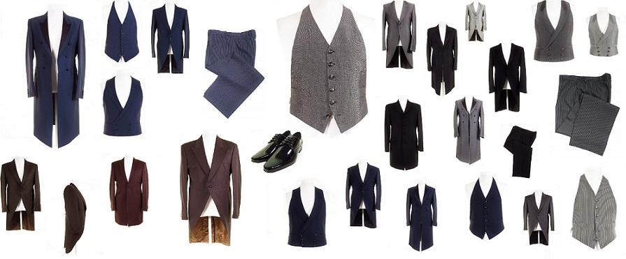 Secondhand Tailcoats