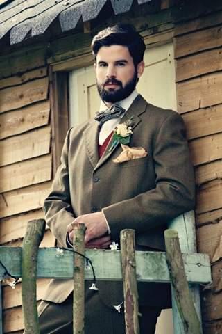 Wedding Suit Vintage