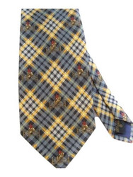 Horse themed tie