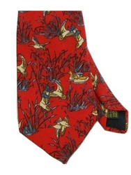 Duck themed tie