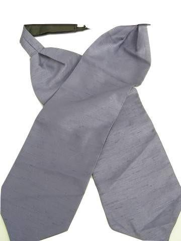 Purple wedding cravats