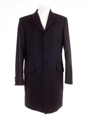 Navy blue Prince Edward jacket