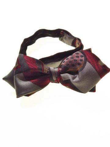 Diamond bow tie