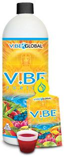 vibe liquid vitamin and mineral supplement