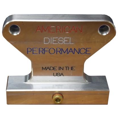 American Diesel Performance Dodge Cummins 5.9L Factory Fuel Filter Delete