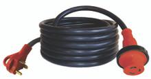 Power Cord 30A/25' w/twist-lock