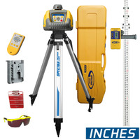 Spectra Precision Hv101 Horizontal Vertical Laser Interior Starter Package Contractors