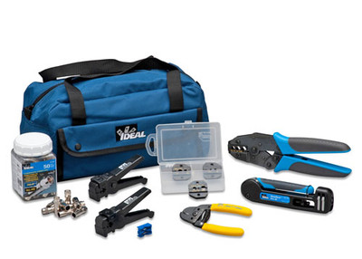 Ideal 33-410 Coax Video Pro-Tool Maintenance Kit