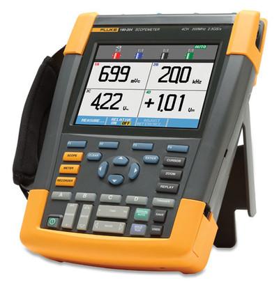 Fluke 190-204/AM ScopeMeter Series II Oscilloscope 200MHz 4-Ch