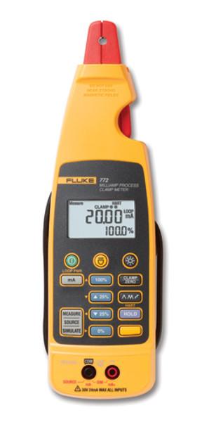 Fluke 772 Milliamp Clamp Meter / Process Clamp Meter
