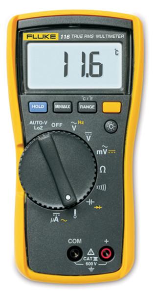 Fluke 116 True RMS Digital Multimeter