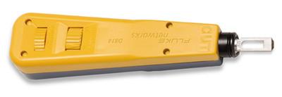 Fluke Networks 10055000 D814 Punch Down Tool, 66 Blade