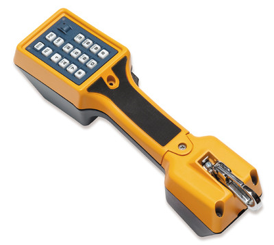 Fluke Networks 22800-009 TS22 Test Set, Angled Bed-of-Nails Cord